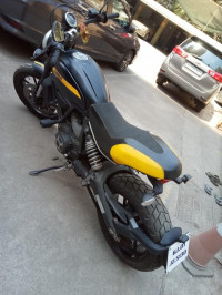 Ducati Scrambler Full Throttle 2015 Model