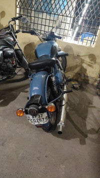 Royal Enfield Classic Squadron Blue 2017 Model