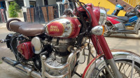 Royal Enfield Classic Chrome 2015 Model