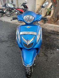 Yamaha Fascino 2019 Model