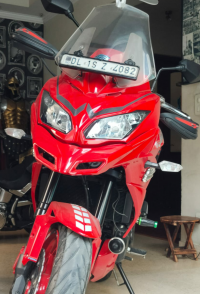 Kawasaki Versys ABS 2016 Model