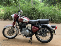 Royal Enfield Classic Chrome 2012 Model