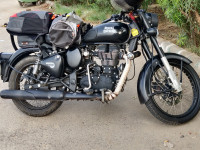 Royal Enfield Classic Stealth Black 2018 Model