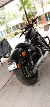 Harley Davidson Iron 883 2013 Model