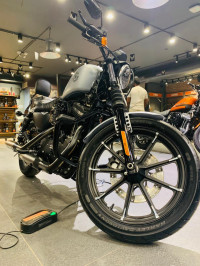 Harley Davidson Iron 883 2020 2020 Model