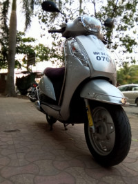 Suzuki Access 125  Model