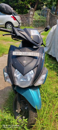 Yamaha Cygnus Ray ZR 2016 Model