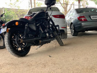 Harley Davidson Iron 883 2017 Model