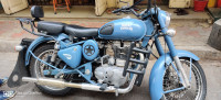 Royal Enfield Classic Squadron Blue 2018 Model