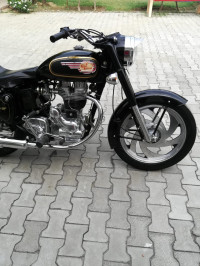 Royal Enfield Bullet Standard 350 1980 Model