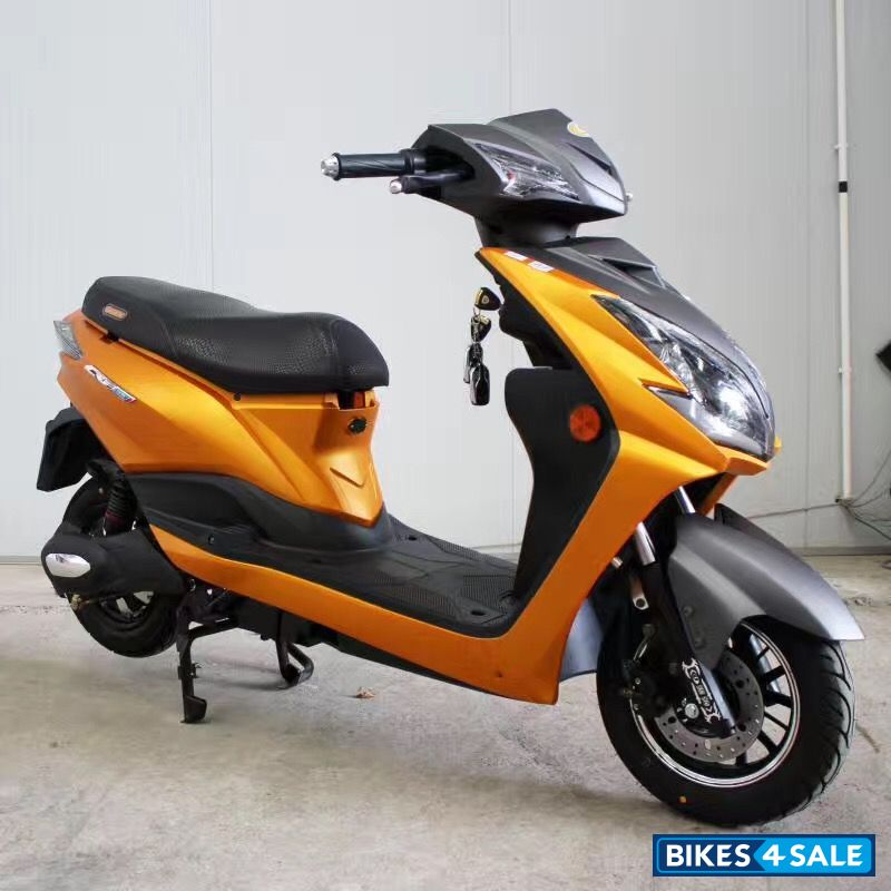 LUNDAFEI Electric scooty