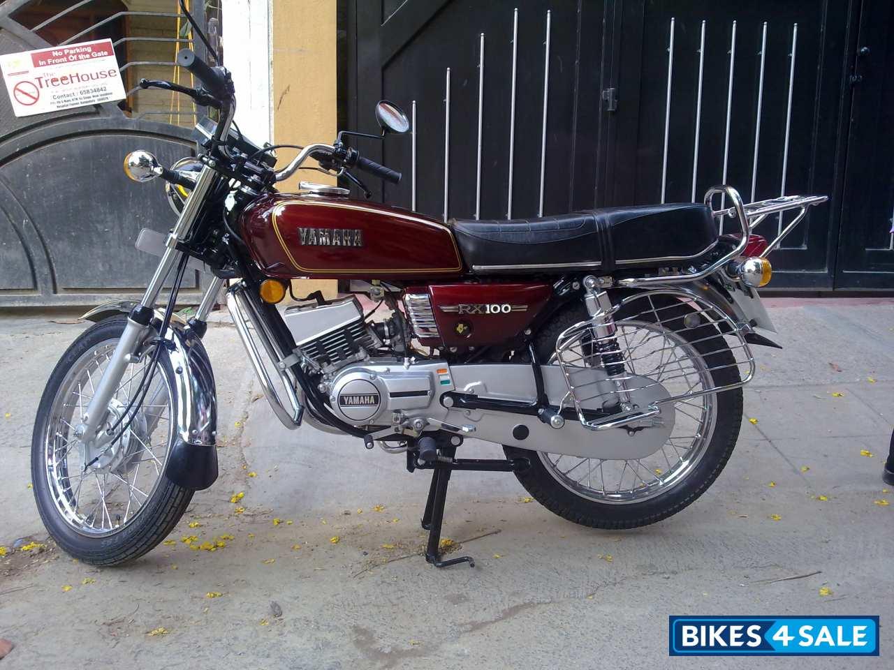 rx 100 bike price in bangalore dating