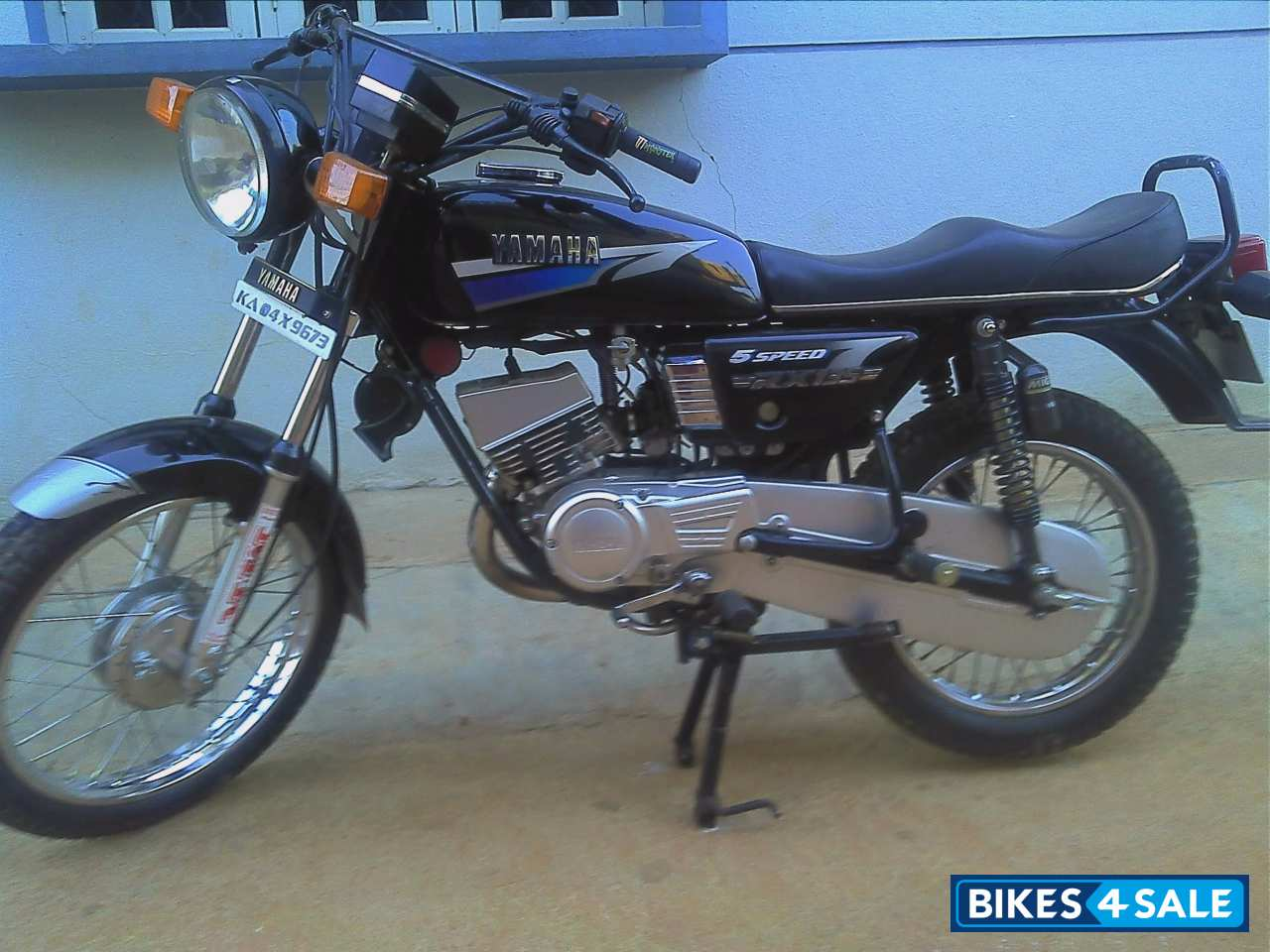 Second Hand Yamaha Rx 135 In Bangalore Yamaha Rx 135 5