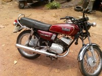 Used Yamaha RX 100 in Kozhikode with warranty  Loan and Ownership