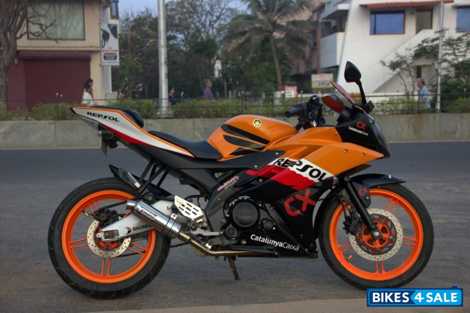 Modified R15 V2 http://www.bikes4sale.in/id/102101