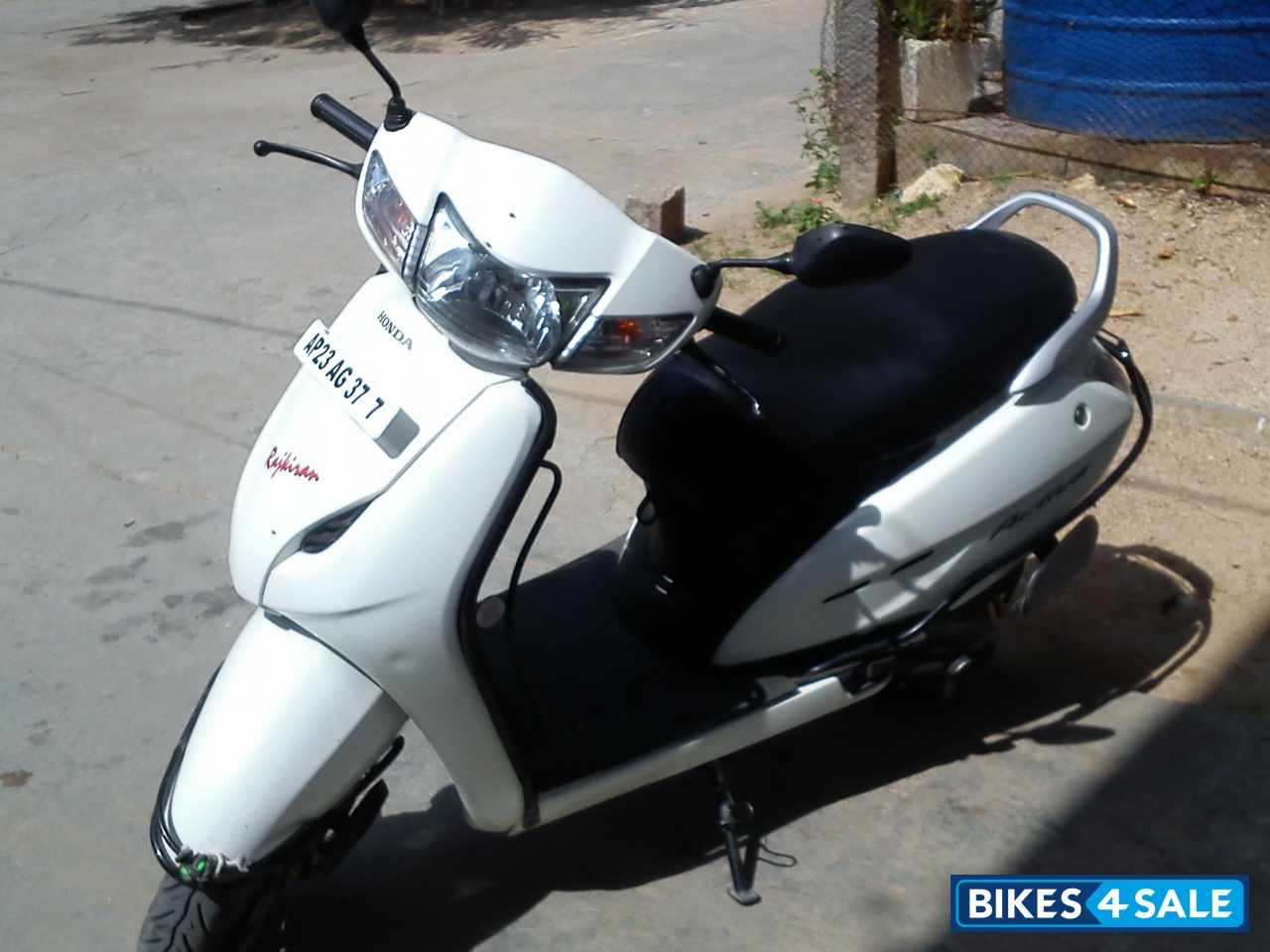 Second hand honda activa scooty price in hyderabad