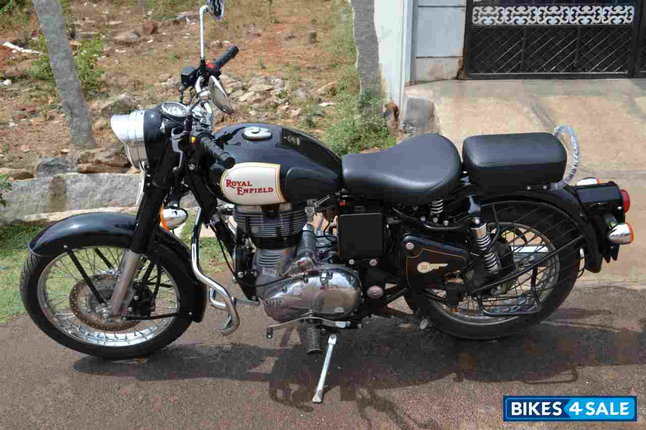 Second Hand Royal Enfield Classic 350 In Bangalore