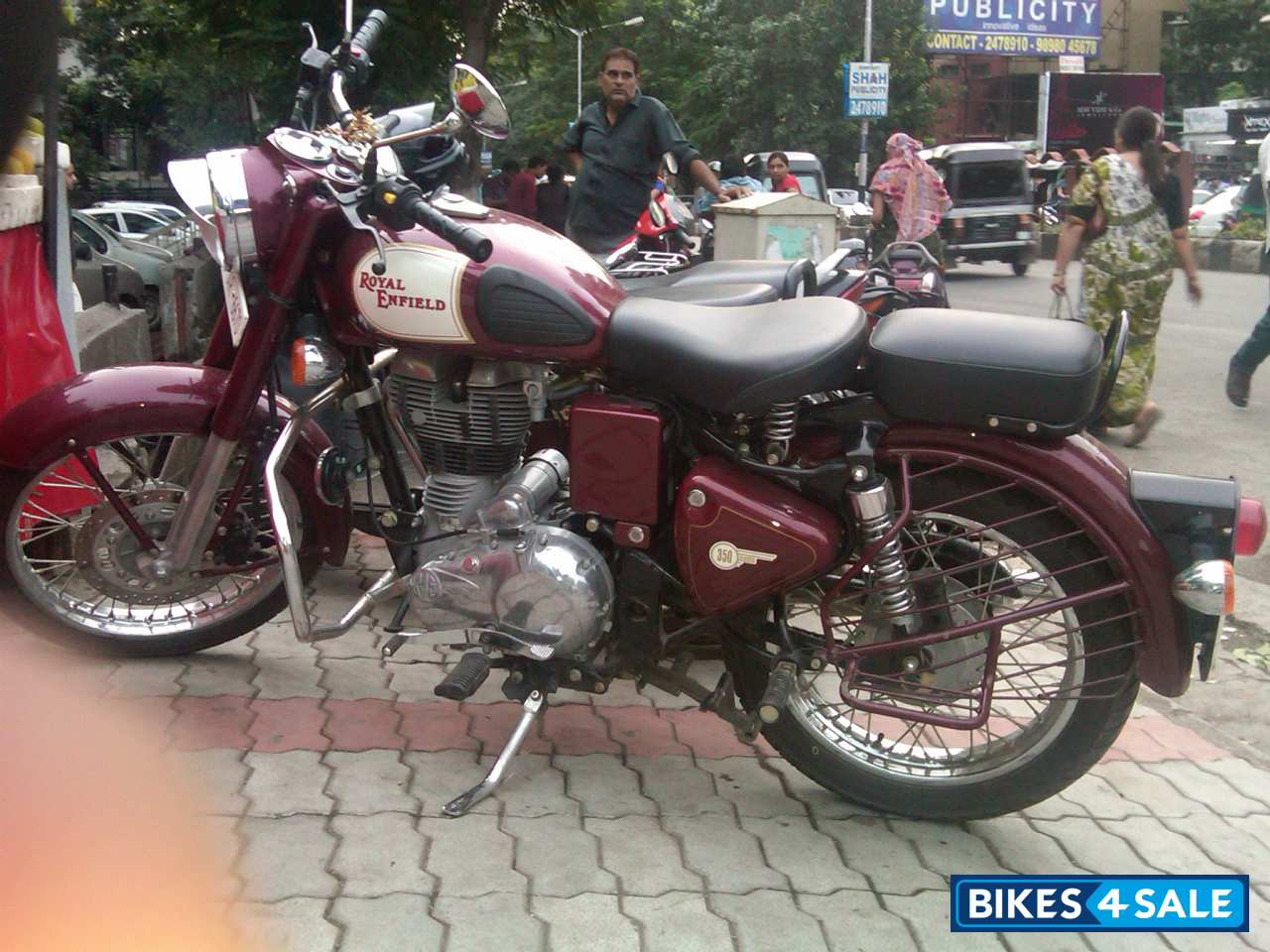Used royal enfield classic 350 for sale in surat