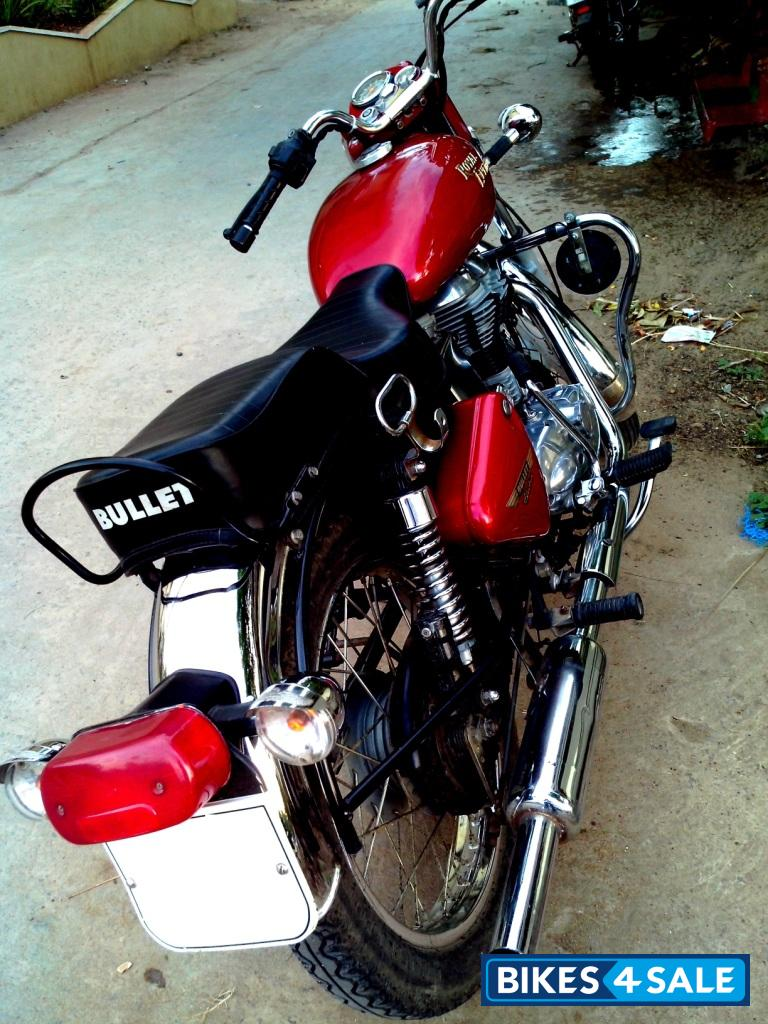 Second Hand Royal Enfield Bullet Electra Twinspark In