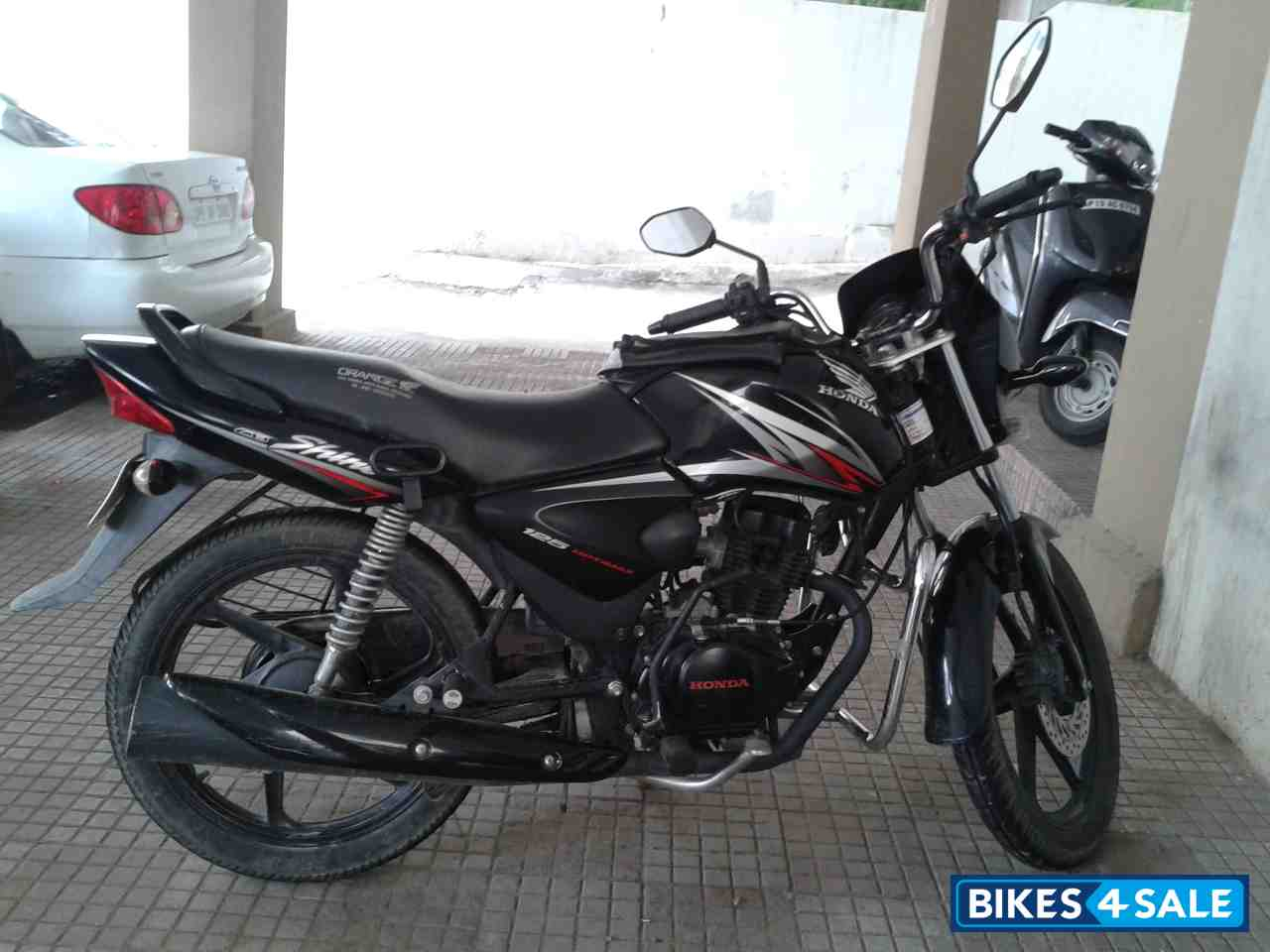 Second Hand Honda Shine In Hyderabad Bike Is In Excellent
