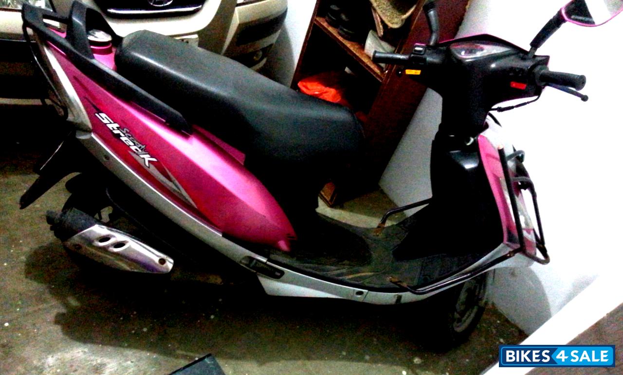 TVS Scooty Streak price in Chennai