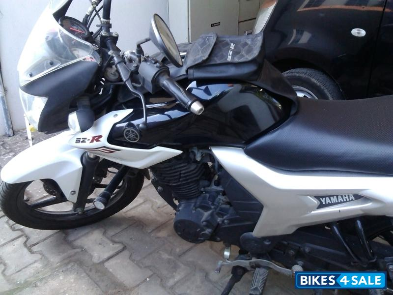Black yamaha sz r for sale in chennai excellent condition for Yamaha extended warranty