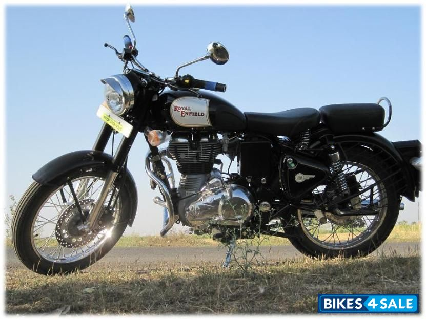black royal enfield classic 350 for sale in kottayam the
