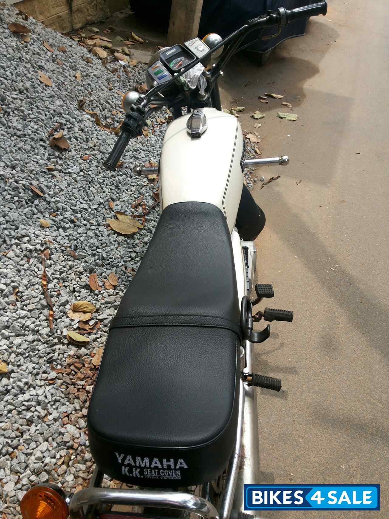 Used Yamaha RX 100 for sale in Bangalore  ID 109531  White