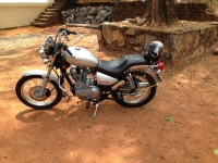 Royal Enfield Thunderbird TwinSpark 350 2012 Model