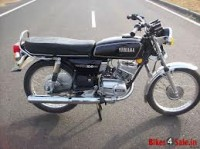 Used Yamaha RX 100 in Hyderabad with warranty  Loan and