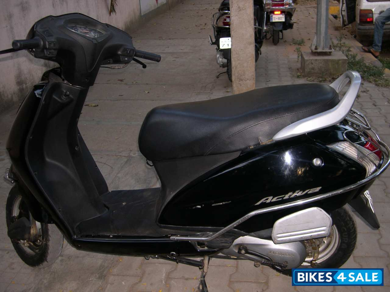 Black Honda Activa For Sale In Bangalore  A Honda Activa Is For Sale 110 Cc Dlx Scooter Jet