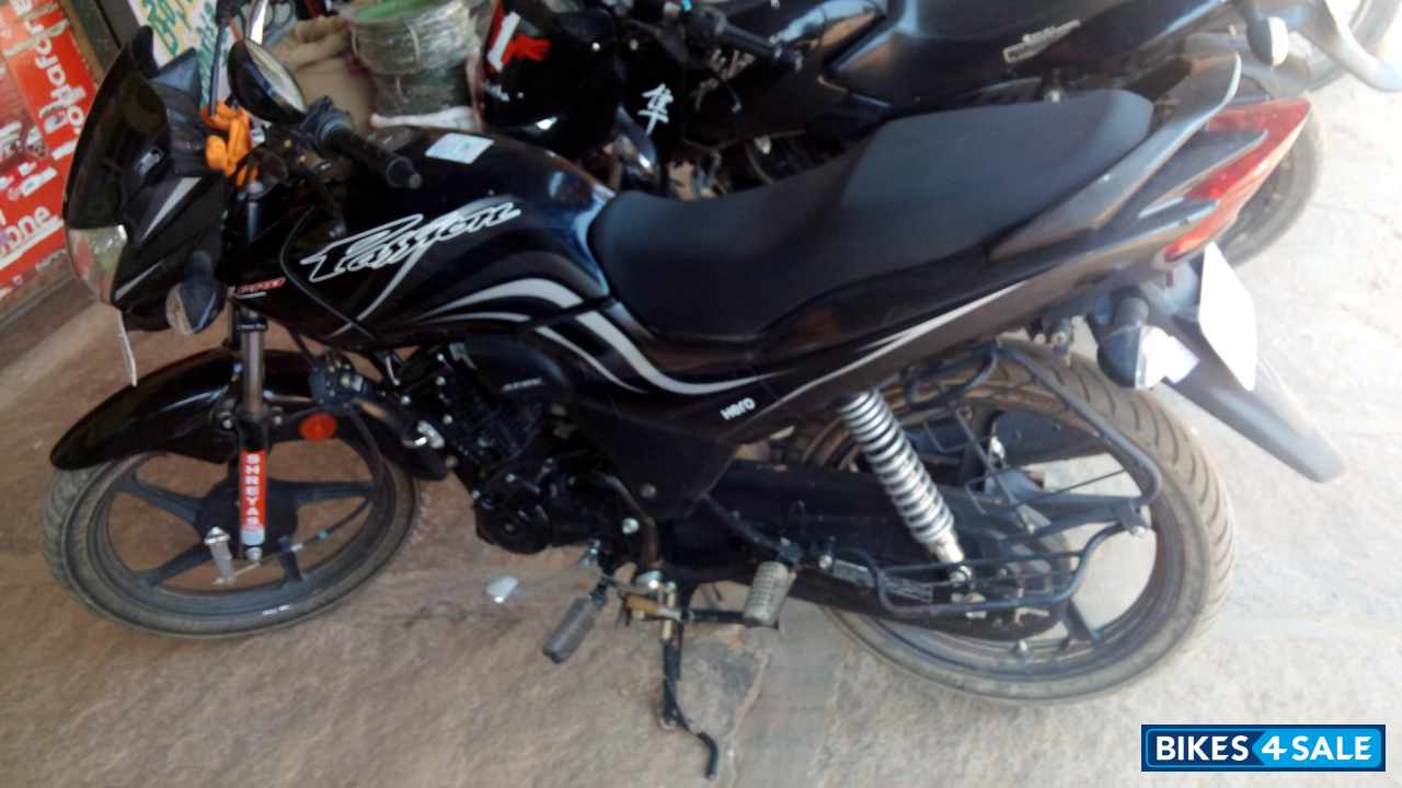 Black Hero Passion X Pro For Sale In Bangalore Have The All Documents Except Insurance Reason