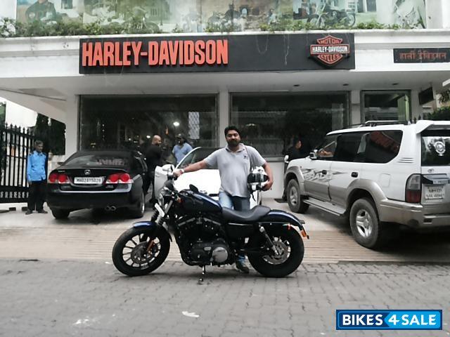 Harley Davidson Iron 883 Price in Kerala Used Harley Davidson Iron 883