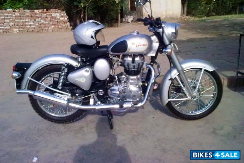 Price Silver Royal Enfield Classic 350 Price Silver