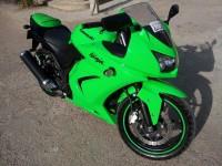 Used Kawasaki Ninja 250r In Lucknow With Warranty Loan And