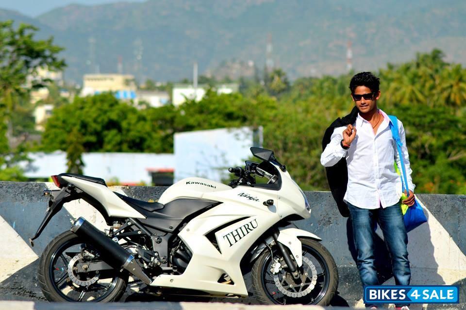 Used 2012 Model Kawasaki Ninja 250r For Sale In Chennai Id