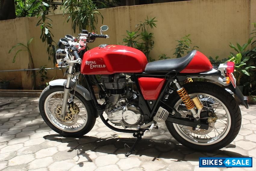 red royal enfield continental gt for sale in chennai absolutely stunning re gt continental for. Black Bedroom Furniture Sets. Home Design Ideas