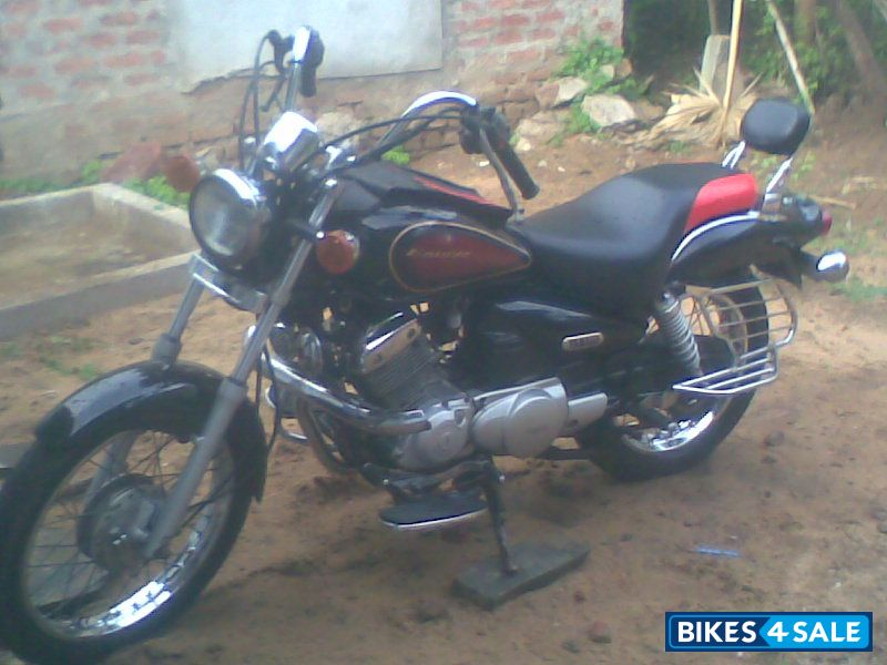 Black Yamaha Enticer Picture 1 Bike ID 12103 Located In