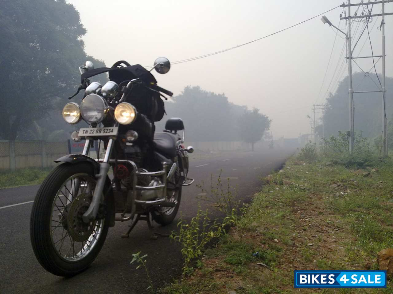 Second Hand Royal Enfield Thunderbird Twinspark 350 In