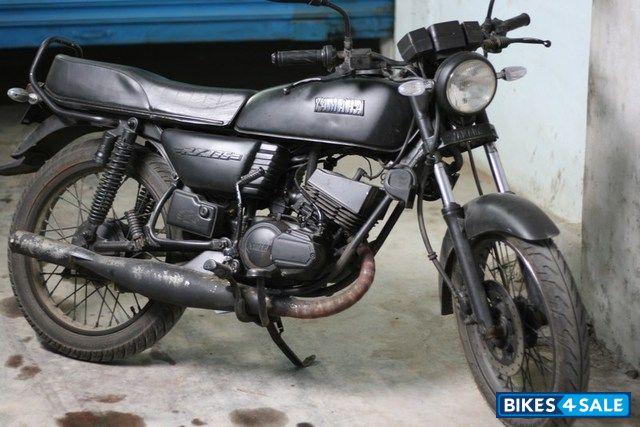 Yamaha Rx 135 Modified Black Rx 100 Black Modified ...