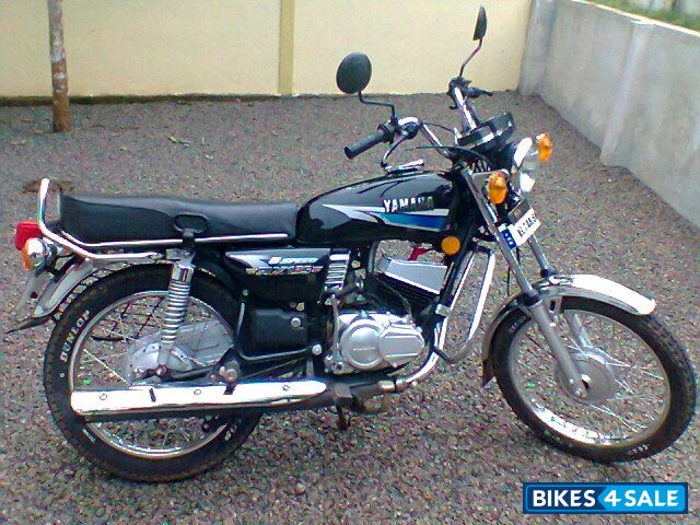 second hand yamaha rx 135 in ernakulam 5 speed gearbox