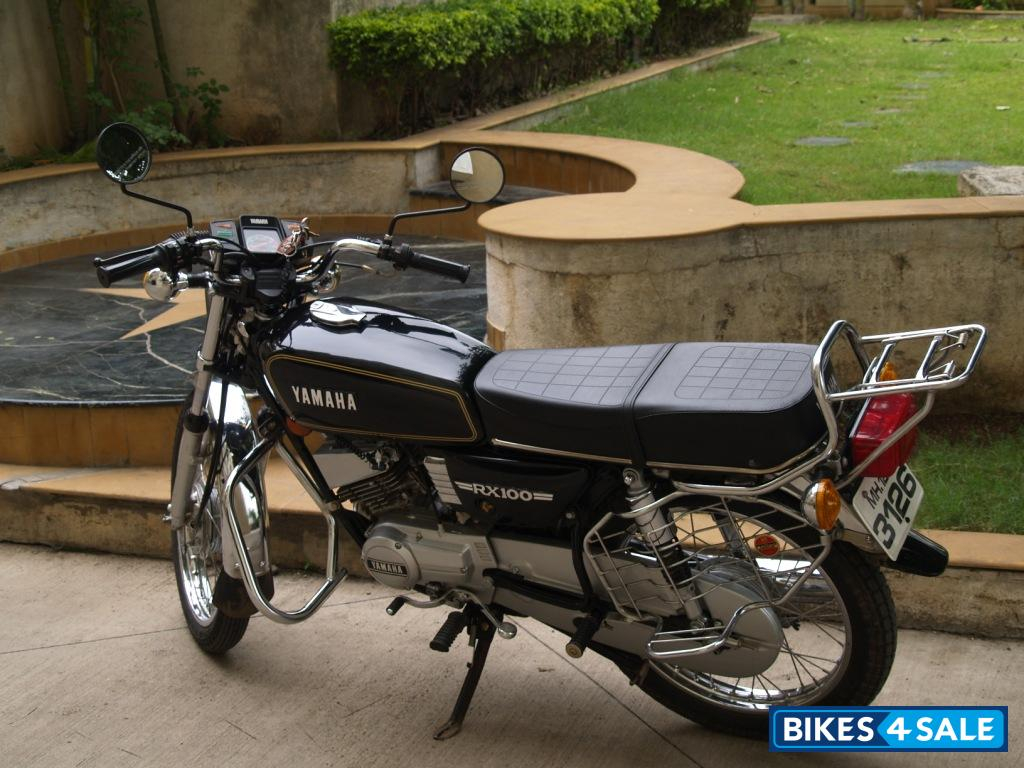Used 1990 Model Yamaha Rx 100 For Sale In Pune Id 27591