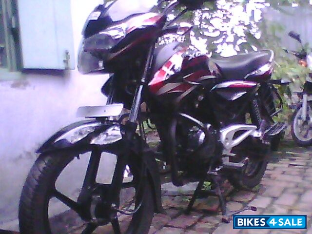 on bajaj xcd 135