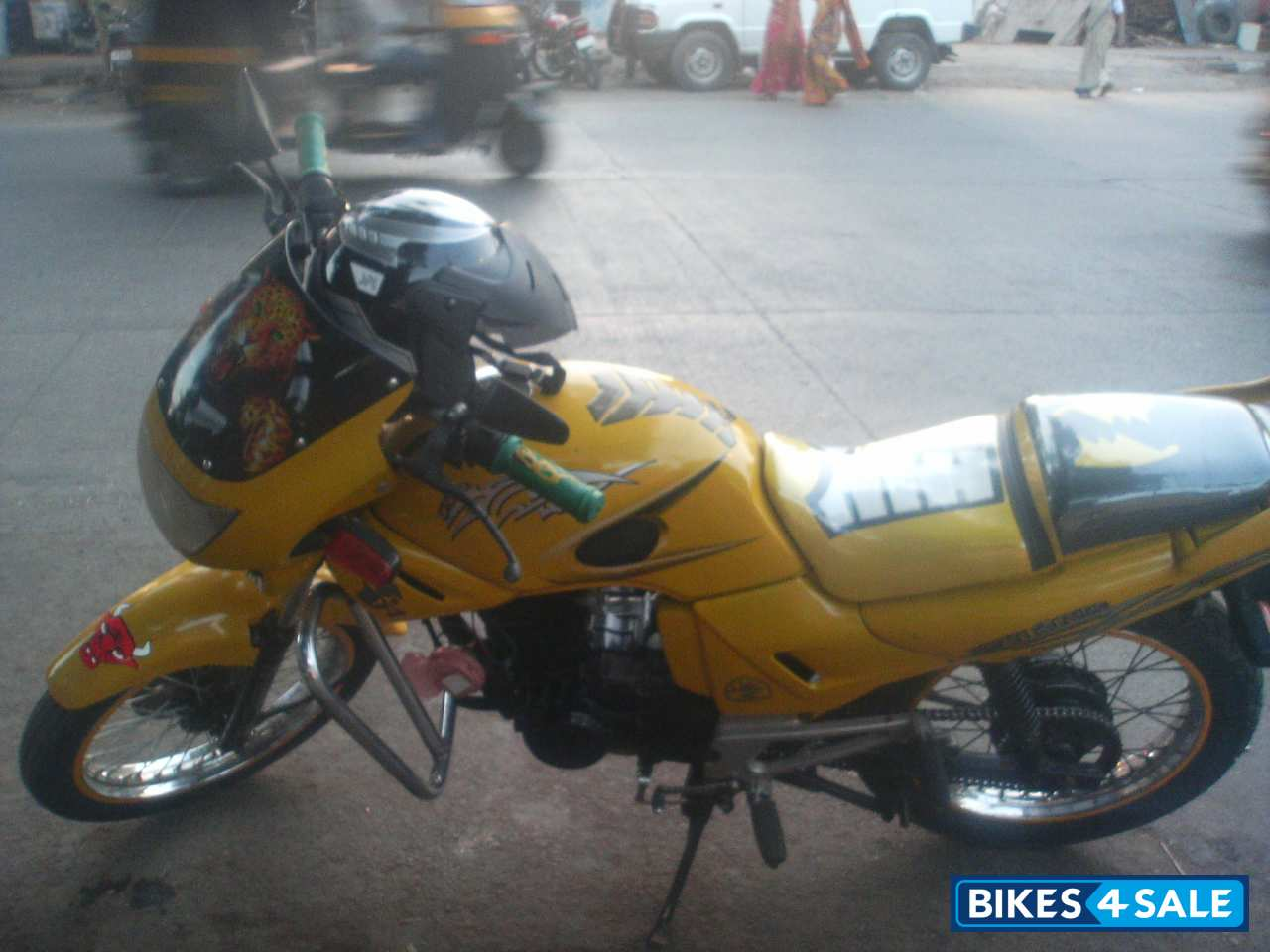 Used 2000 model Modified Bike for sale in New Delhi  ID