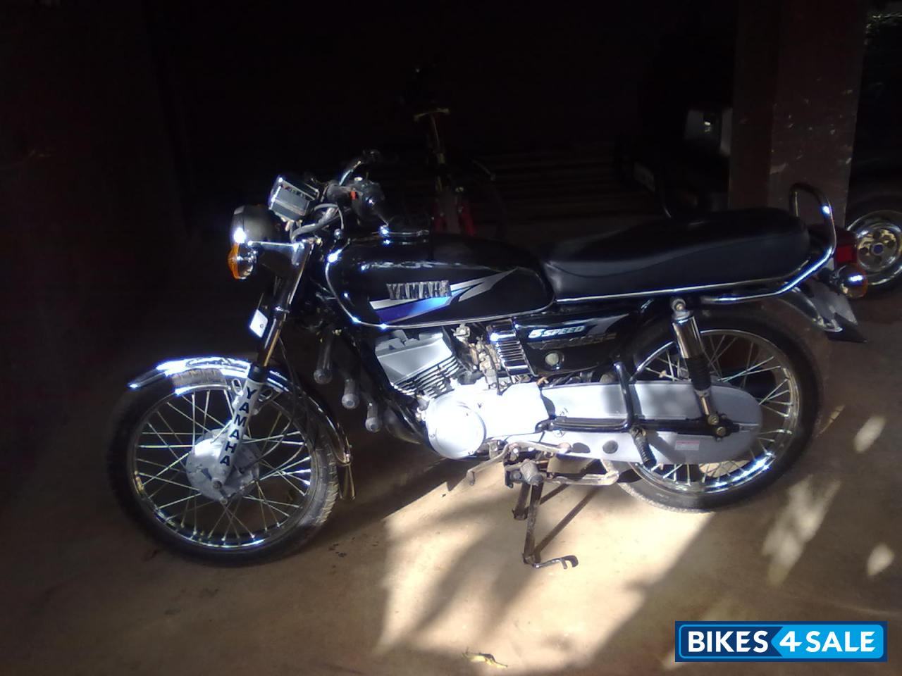 second hand yamaha rx 135 in udupi its 5 speed rx 135