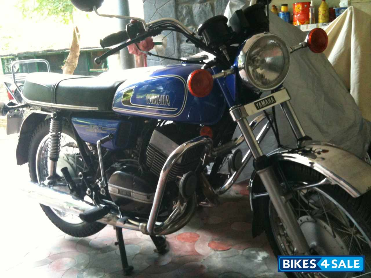 Used 1984 model Yamaha RD 350 for sale in Chennai  ID 31445