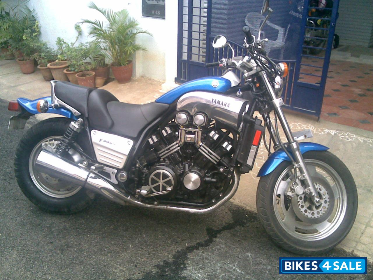 Used 1997 model Yamaha VMAX for sale in Bangalore  ID 32933