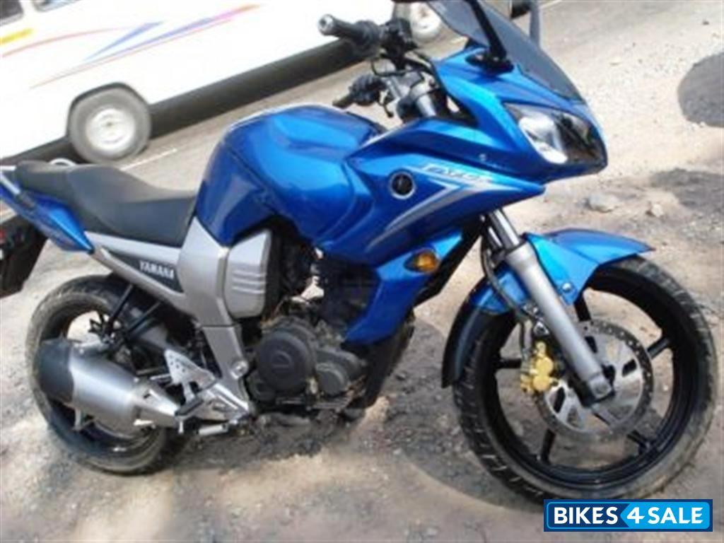 Yamaha fazer 150 1