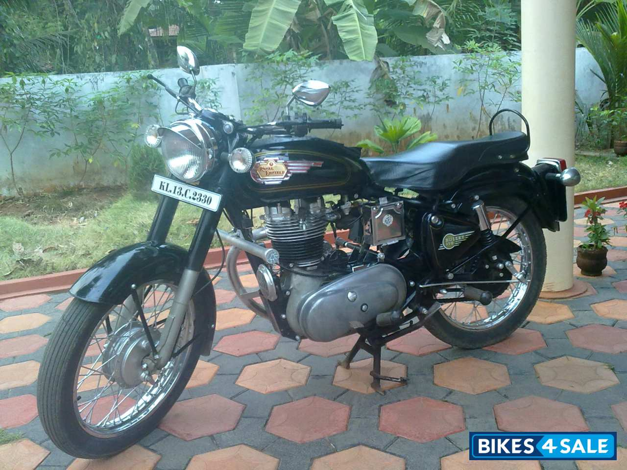 Used 1996 model Royal Enfield Bullet Standard 350 for sale ...