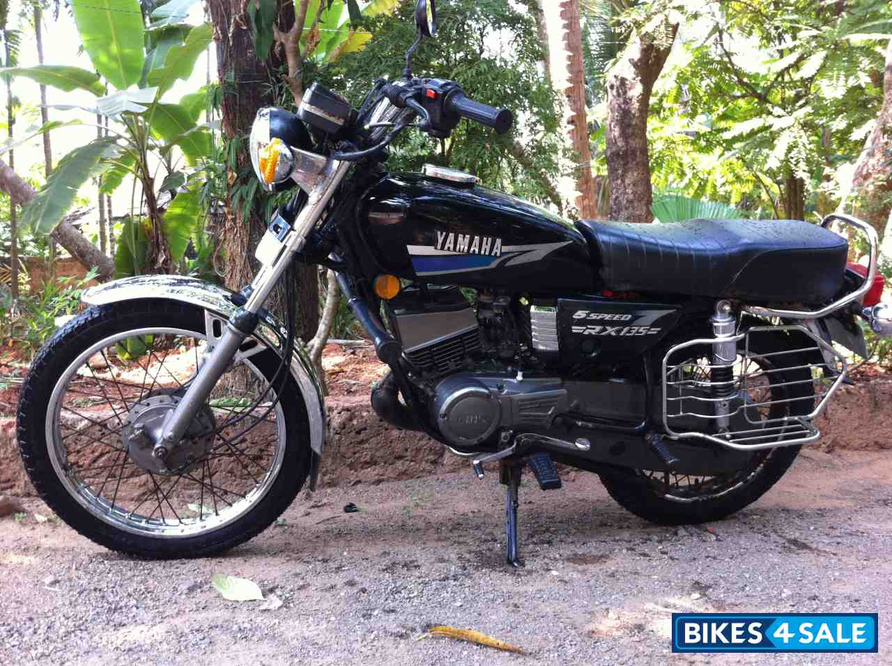 second hand yamaha rx 135 in kozhikode 2000 model yamaha